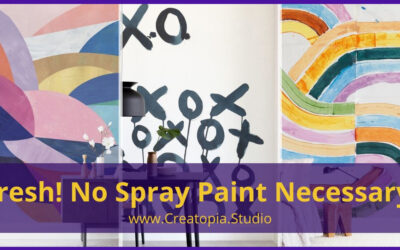 Graphic, Modern and Fresh Art and Style – Express Yourself